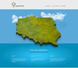 Strona plebiscytu TVP z okazji 10-lecia Polski w Unii Europejskiej