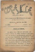 Urania nr 2/1920