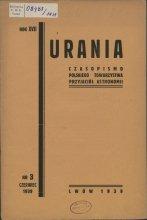 Urania nr 3/1939