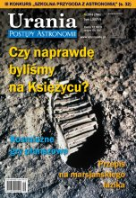 Urania - Postępy Astronomii nr 6/2016