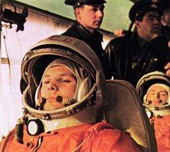 Jurij Gagarin i Gierman Titow