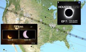 Całkowite zaćmienie Słońca 2017 w Ameryce