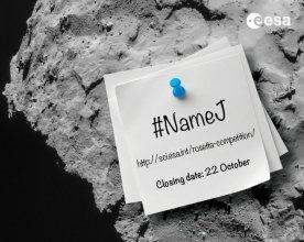 NameJ - konkurs ESA w misji Rosetta