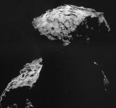 Agilkia, dawniej obszar J, to tutaj wyląduje Philae