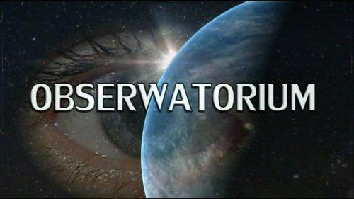 """Czołówka programu telewizyjnego """"Obserwatorium"""""""