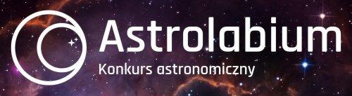 Logo konkursu Astrolabium