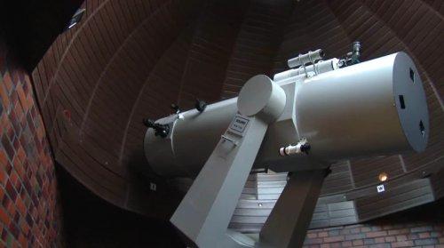 60 cm teleskop w Niedźwiadach
