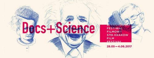 DOCS+SCIENCE na 57. Krakowskim Festiwalu Filmowym