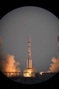 Start misji ExoMars z kosmodromu Bajkonur