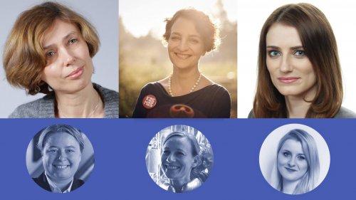 Galaktyka kobiet - ekspertki