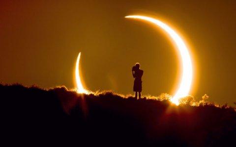 Zaćmienie Słońca - transmisja na żywo (live)