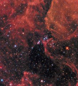 Pozostałość po supernowej SN 1987A