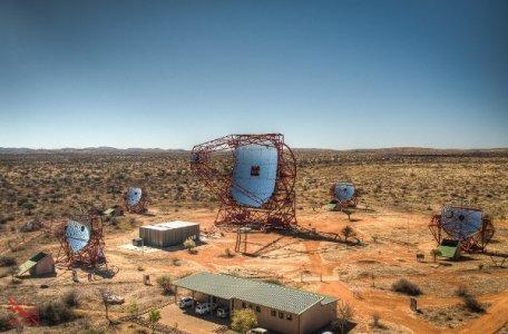 Obserwatorium H.E.S.S. w Namibii