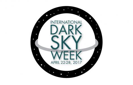 logo Międzynarodwego Tygodnia Ciemnego Nieba