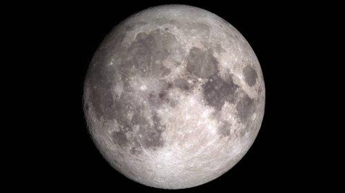 Fotografia Księżyca