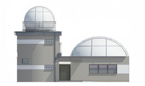 Obserwatorium Astronomiczne i Planetarium w Kielcach - schemat