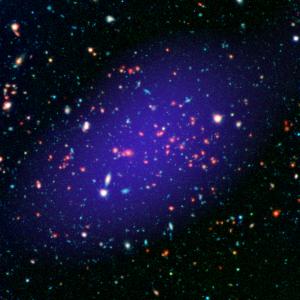 gromada galaktyk MOO J1142+1527