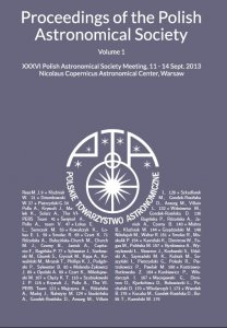 XXXVI Polish Astronomical Society Meeting - proceedings