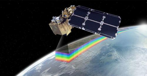Satelita ESA - Sentinel 2B