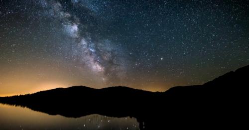 Nocne niebo nad Sewannami