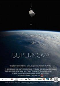 "Plakat filmu ""Supernova"""