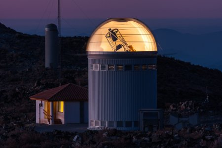Teleskop OGLE