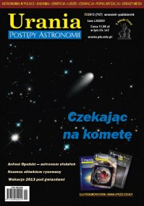 """Urania - Postępy Astronomii"" nr 5/2013"