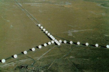 Sieć radioteleskopów Very Large Array (VLA)