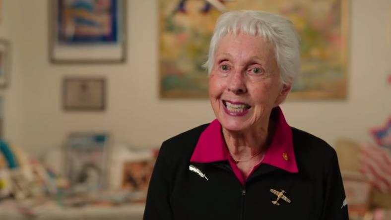 Mary Wally Funk