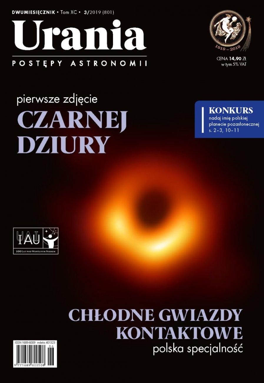 vademecum, miłośnika, astronomii, dwumiesięcznik, astronomia