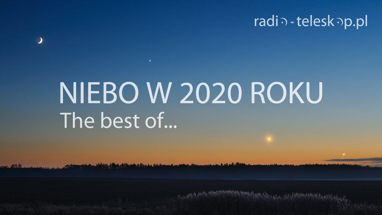 Niebo w 2020 roku   Urania Postępy Astronomii