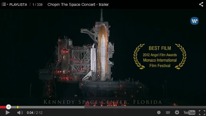 Chopin The Space Concert