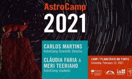 AstroCamp 2021