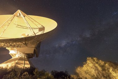 New Norcia - Deep Space Antenna 1.