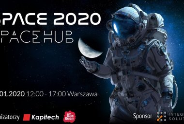 "Konferencja SpaceHUB ""Space 2020"""