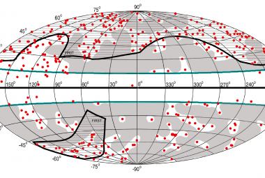 A. Kuźmicz, M. Jamrozy., K. Bronarska, K. Janda-Boczar, D.J. Saikia: An Updated Catalog of Giant Radio Sources, ApJS, 238, 9, 2018.