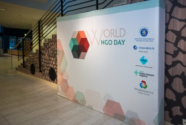 Logo World NGO Day