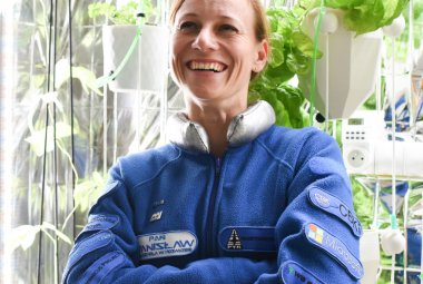 Dr Agata Kołodziejczyk,  Director of Scientific Projects w: Analog Astronaut Training Center