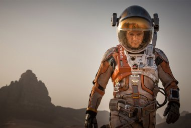 "Film ""Marsjanin"" (""The Martian"")"